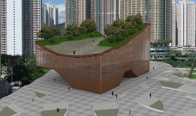 Korean Culture Museum (K Cubed)