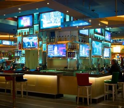 Parx Casino Back Bar