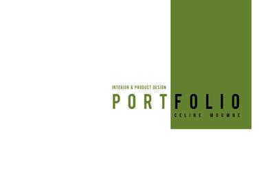 Interior & Product Design Portfolio