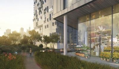 PierTerrace - Pier 6 Design Competition - Marvel Architects