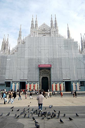 Temporary Pavillion for the 150th aniversary of Politecnico di Milano