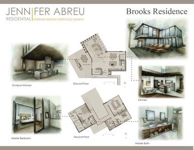 Brooks Residence