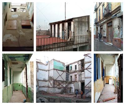 28 housings in Amargura st. Seville.