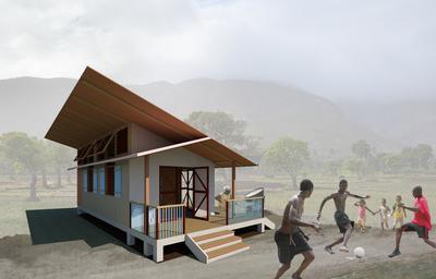 Disaster Relief Housing, Haiti