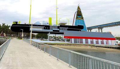 Ship Yard Barrio Logan - San Diego, ca