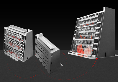 Ecological High-rise Housing