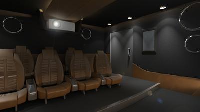Ferrari Home Theater