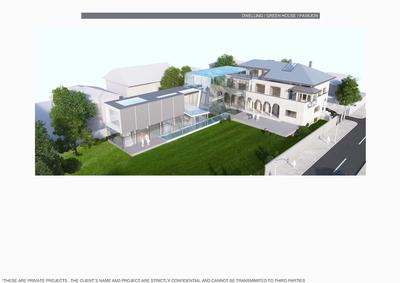 Villa & Pavilion Greenhouse , ROMANIA
