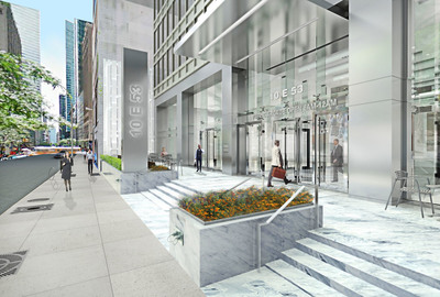 10 E 53rd Skyscraper Remodel