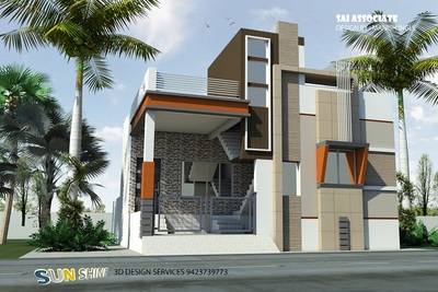 Home for Mr. Daberao Nandura