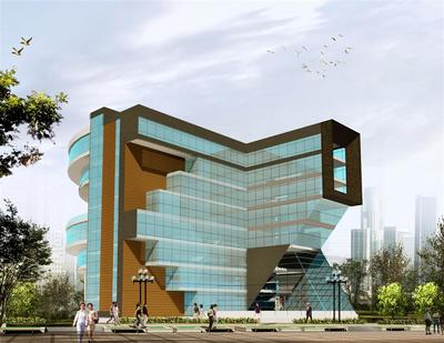 Office Building for National Jute Board