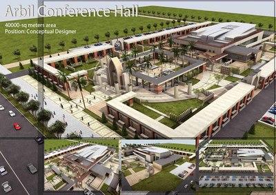 Arbil Conference Hall