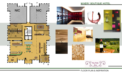 VINO DELLA CASA, WINERY BOUTIQUE HOTEL