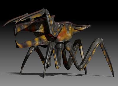 Starship Troopers Arachnid