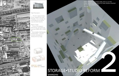 STORAGE▪STUDIO REFORM