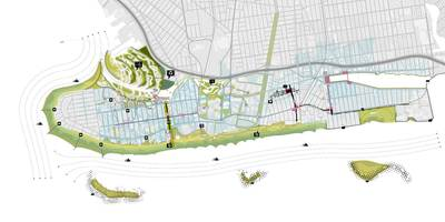 Resilient Communities - Graduation project Msc Urbanism - Delta Interventions