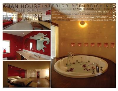 Penthouse Interiors