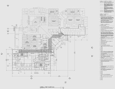 1. Overall Project First Floor Plan (A0.2)