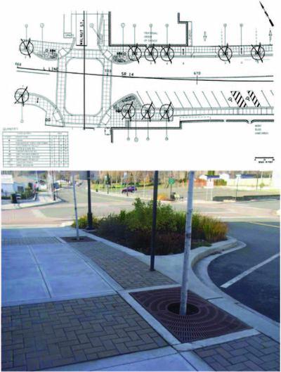 Sidewalks Plans