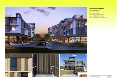 UNION Residential Development