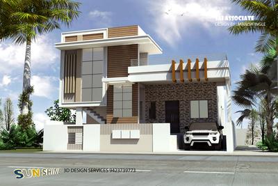 Home design for Mr. Nandkishor Abgad