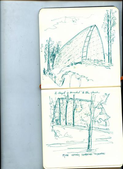 Finland Sketching