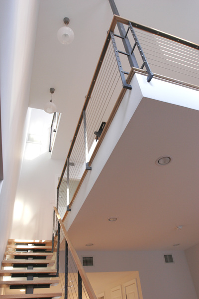 Pascal Courts. High-end Residential Rehabilitation of Town Houses. 15,000 SF. Completed 2006.