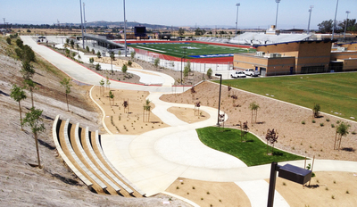 Beaumont High School New Athletic Complex