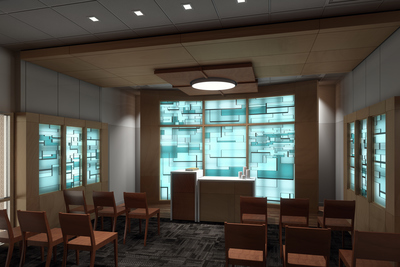 Jupiter Medical Center - Chapel Addition