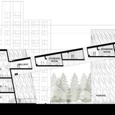 Hotel Liesma by Venture Trindade Architects