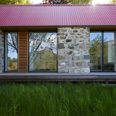 Special Category Award—Resource Efficiency: Fernaig Cottage in Wester Ross by Scampton and Barnett Architects