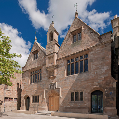 Special Category Award—Conservation and Climate Change: Dalkeith Corn Exchange by Michael Laird Architects