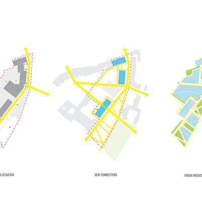 Plan. Image © MVRDV.