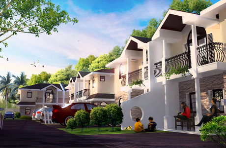 Multi-Family Development for my company Archidesigna Inc.