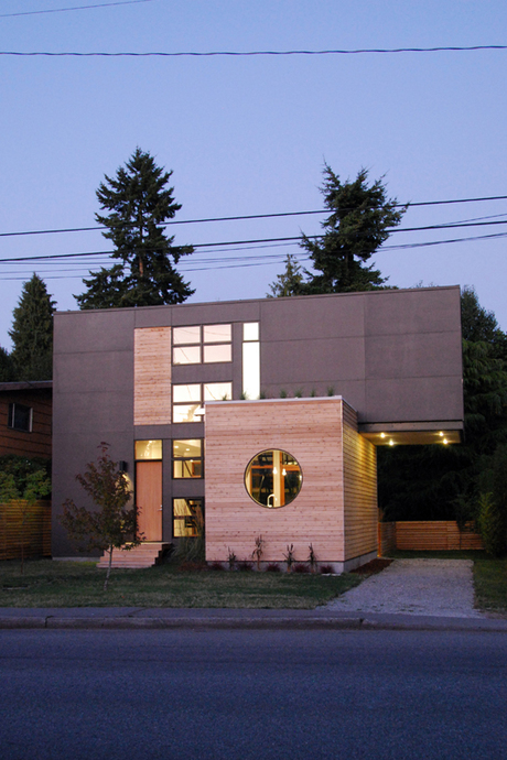 Malboeuf Bowie completes Greenwood House