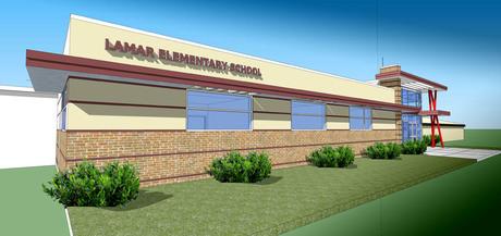 Lamar Elementary School, Midland, TX