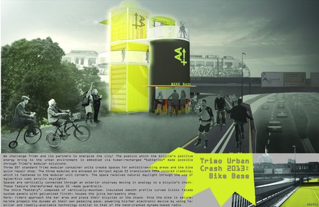 Trimo Urban Crash: Special Akripol Award