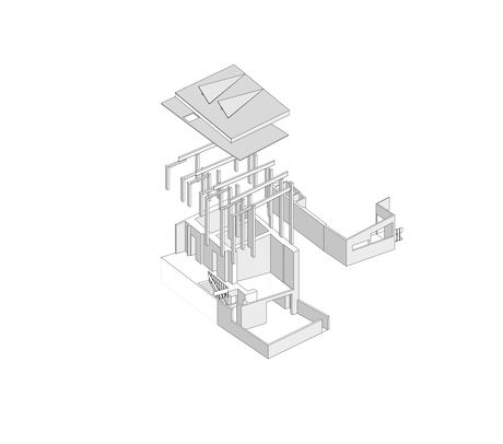 house exploded diagram