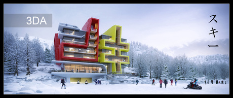Ski Resort option - Done !