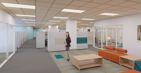 IA Interior Architects - Corporate Interiors
