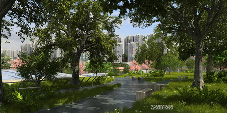 SOM- Project in Guiyang