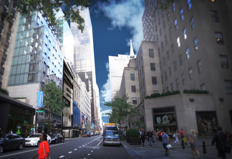 My Project Besides Rockefeller Center, Manhattan, NY