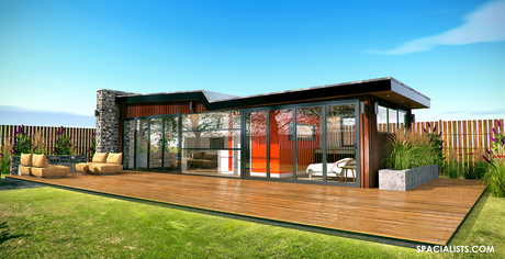 Architectural 3d rendering, rendering, Visual Illustrator, design, www.spacialists.com