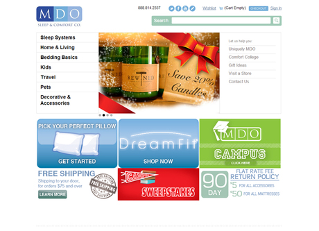 Holiday specials now live on MDO