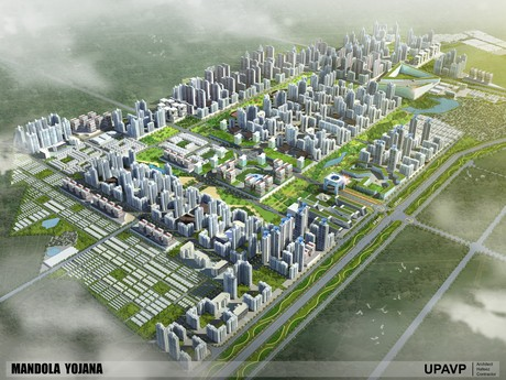 Mandola Masterplan project-UPAVP