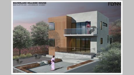 Silverlake Hillside Residence