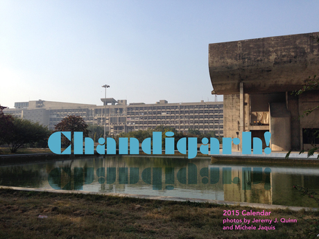 JJQAD released the Chandigarh! 2015 Calendar. Photos taken from our trip last winter to commune with the Corbu: http://bit.ly/1rPwCh3