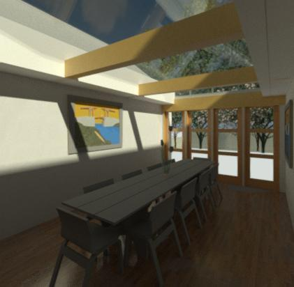 INTERIORS FOR WARWICK GROUP ARCHTITECT