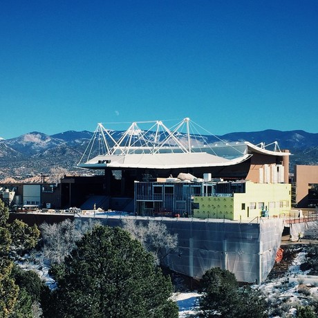 Santa Fe Opera - 7 weeks to go!