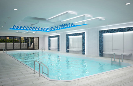 Residential Interior Design- 3D Rendering